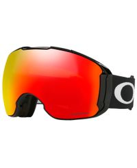 Oakley Airbrake XL Jetblack - Goggles - Prizm Torch