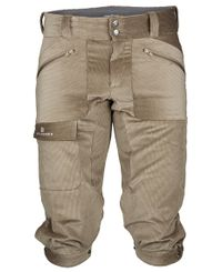 Amundsen Sports Concord Regular - Knickerbockers - Desert