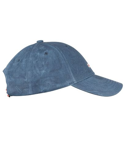 Amundsen Sports Waxed Cotton - Caps - Faded Navy (UCA04.1.590)
