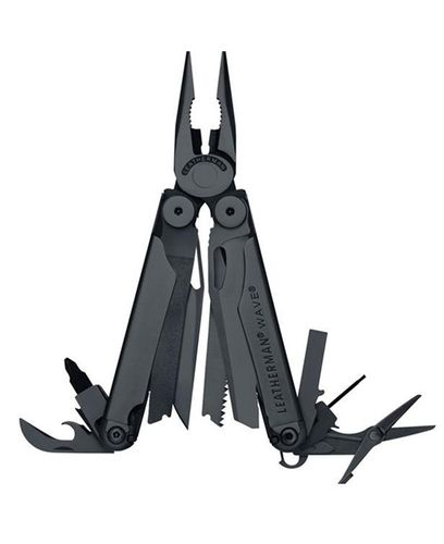 LEATHERMAN Wave Plus - Multiverktøy - Svart (LM832526)