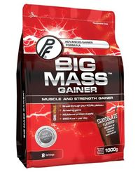 Proteinfabrikken Big Mass Gainer Chocolate 1kg - Proteinpulver (30000145)