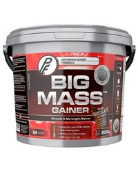 Proteinfabrikken Big Mass Gainer Chocolate 3kg - Proteinpulver (30000144)