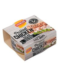 Nobles Pulled Chicken Lite Mayo 150g - Turmat