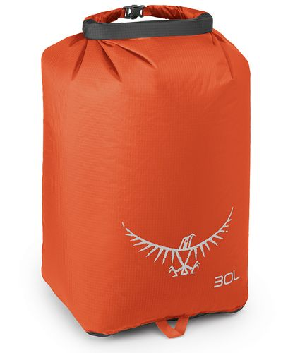 Osprey Ultralight DrySack 30L - Bag - Poppy Orange (5-697-4)