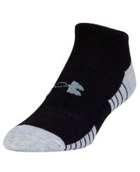 Under Armour Heatgear Tech - Sokker - Svart (1312439-001)