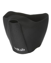 Rab Face Shield - Hals - Svart