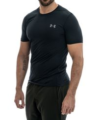 Under Armour Threadborne Fitted - T-skjorte - Svart