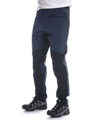 Haglöfs Rugged Flex Pant - Bukse - Tarn Blue/True Black