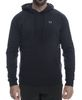 Under Armour Rival Fleece - Hettegenser - Svart (1320736-001-XL)