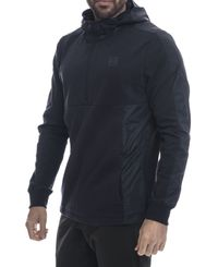 Under Armour Threadborne Terry - Hettegenser - Svart
