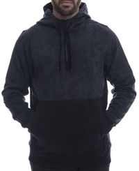 Under Armour Threadborne 1/2 Zip - Hettegenser - Svart (1299135-002)