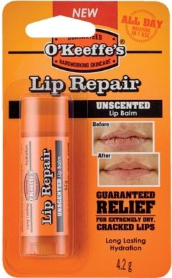 OKeefes Lip Repair Uncented - Leppepomade