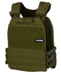 THORN+fit Tactical Weight Vest 14lb - Vest - Olivengrønn