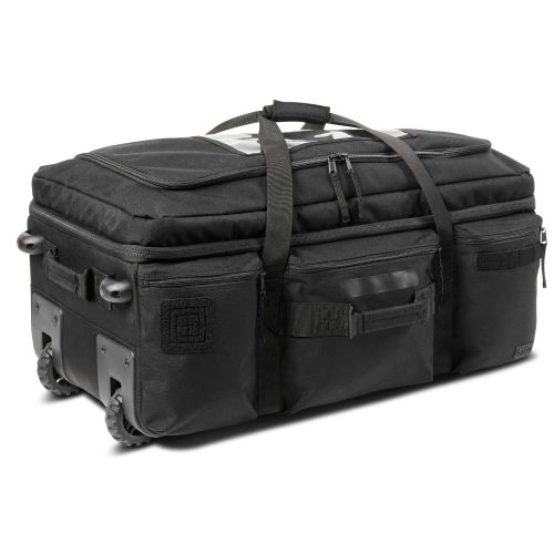 5.11 Tactical Mission Ready 3.0 90L - Rullebag - Svart (56477-019)
