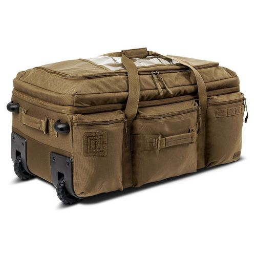 5.11 Tactical Mission Ready 3.0 90L - Rullebag - Kangaroo (56477-134)