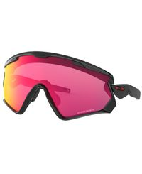 Oakley Wind Jacket 2.0 Polished Black - Sportsbriller - Prizm Road (OO9418-12)