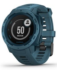 GARMIN Instinct - Klokke - Lakeside Blue