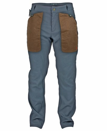Amundsen Field Slacks - Bukse - Faded Blue (MPA53.1.520-S)