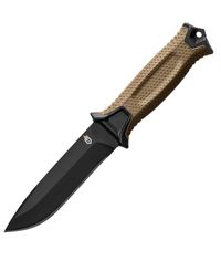 GERBER Strongarm Fixed Fine Edge - Kniv - Coyote