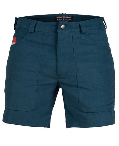 Amundsen 7 Incher Concord - Shorts - Faded Blue/ Natural (MSS53.3.520-M)