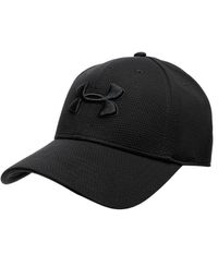 Under Armour Blitzing II - Caps - Svart (1254123-023)