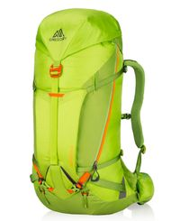 Gregory Alpinisto 35 - Sekk - Lichen Green
