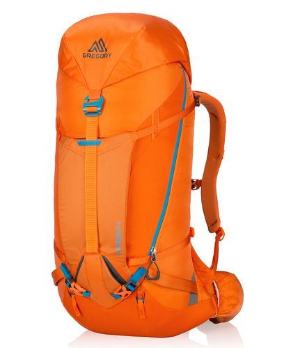 Gregory Alpinisto 35 - Sekk - Zest Orange (86993-6096)