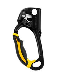 Petzl Ascension - Tauklemme - Svart