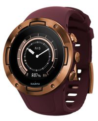 SUUNTO 5 - Klokke - Burgundy Copper