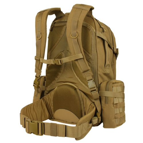 Condor Orion Assault 50L - Sekk - Svart (111054-002)