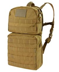 Condor Hydration Carrier 2 - Drikkesekk - Coyote