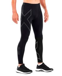 2XU MCS Run Comp - Tights - Black/Black Reflective
