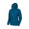 Mammut Kento HS Hooded Men - Jakke - Poseidon (1010-26830-5013)