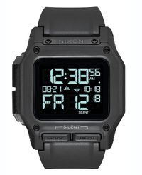 NIXON Regulus - Klokke - All Black (A1180001)