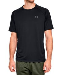 Under Armour Tech 2.0 - T-skjorte - Svart (1326413-001)