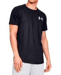 Under Armour MK1 Emboss - T-skjorte - Svart (1345248-001)
