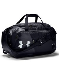 Under Armour Undeniable Duffel 4.0 MD - Bag - Svart (1342657-001)
