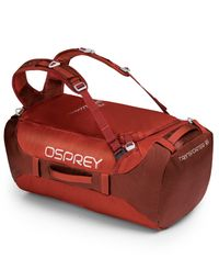 Osprey Transporter 65 - Bag - Ruffian Red (5-416-3-0)