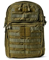 5.11 Tactical Rush24 - Sekk - Olivengrønn (58601-188)