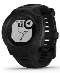 GARMIN Instinct Tactical - Klokke - Svart (010-02064-70)