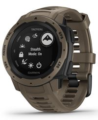 GARMIN Instinct Tactical - Klokke - Coyote (010-02064-71)