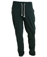 Tufte Wear Mens Sweatpants - Joggebukse - Deep Forest Melange (2003-033)