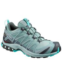 Salomon XA Pro 3D GTX Ws - Sko - Lead/Stormy Weather/Meadowbrook