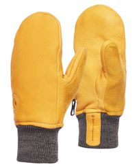 Black Diamond Dirt Bag Mitts - Hansker - Natural (BD8018627004)