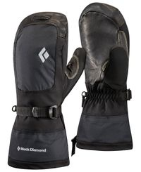 Black Diamond Mercury Mitts - Hansker - Svart (BD801118BLAK)