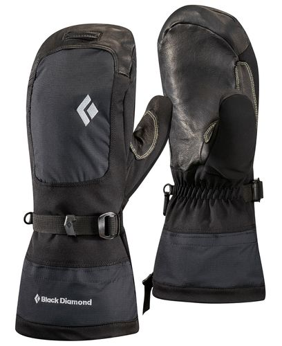 Black Diamond Mercury Mitts - Hansker - Svart (BD801118BLAK-XL)