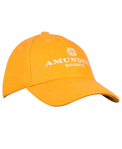 Amundsen Wool Cap - Caps - Yellow Haze (UCA03.1.300)