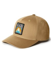 Rab Base Cap - Caps - Old Gold Aztec (QAA-57-OG)
