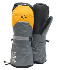 Rab Expedition 8000 Mitts - Votter - Gold