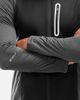 2XU Wind Defence Membrane - Jakke - Charcoal/ Black (MR5959a-XL)